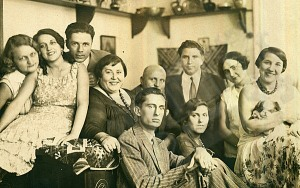 Christina Morfova and Lyudmila Prokopova with their students at home Morfova.