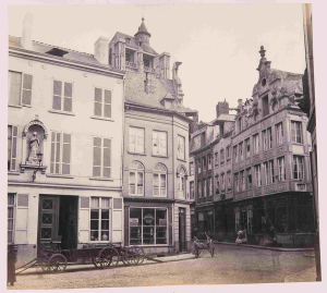 Mechelsetraat Leuven